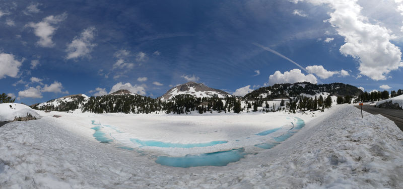 Lake Helen, Lassen Volcanic National Park, CA