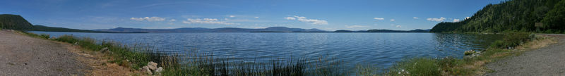 Upper Klamath Lake, OR